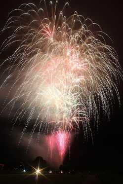 金山まつり納涼大花火大会の画像