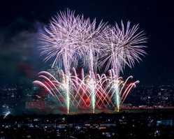 高崎まつり大花火大会の画像