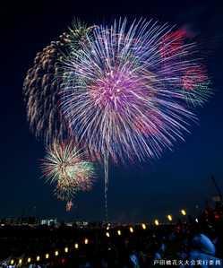 戸田橋花火大会の画像