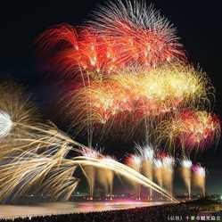 千葉市民花火大会の画像