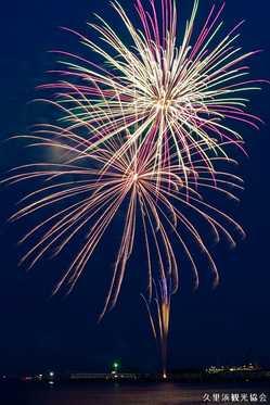 久里浜ペリー祭花火大会の画像