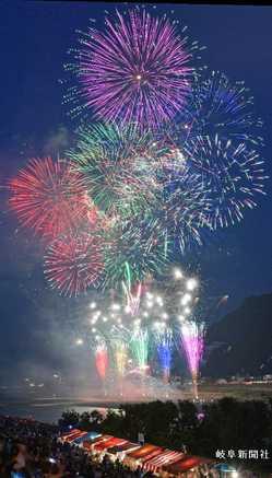 全国花火大会の画像