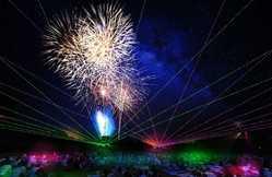 東海まつり花火大会の画像