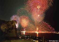熊野大花火大会の画像