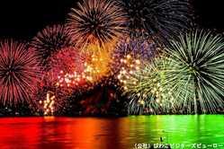 びわ湖大花火大会の画像