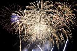 ハーベストの丘 夏の花火イベントの画像