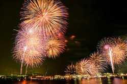 姫路みなと祭 海上花火大会の画像
