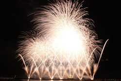 淡路島まつり花火大会の画像