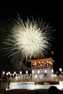 丹波篠山デカンショ祭の画像