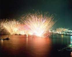 白浜花火フェスティバルの画像
