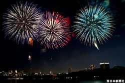 西日本大濠花火大会の画像