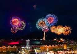 かごしま錦江湾サマーナイト大花火大会の画像