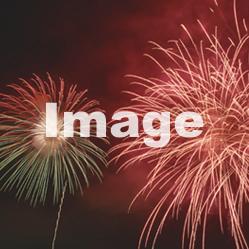 三刀屋天満宮夏祭り協賛 花火大会の画像