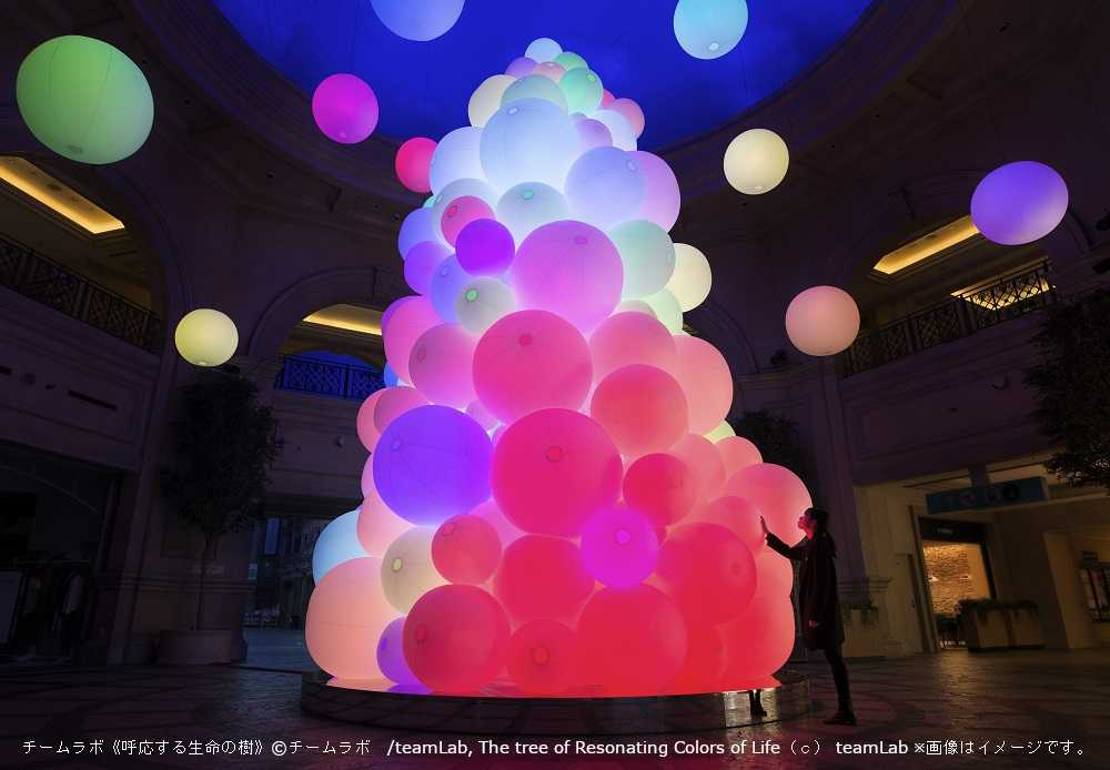 VenusFort Illumination 2019-2020 -Grateful Harmony-